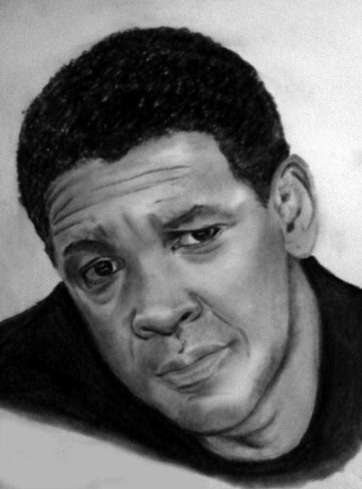 Denzel Washington par tmac1965